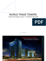 World Trade Towers - Commercial Office Space