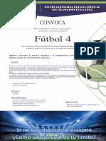 Convocatoria Torneo Futbol Para Imprimir