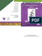Cediac- Manual Derecho Indigena