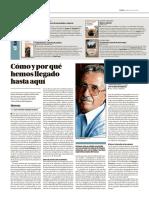 Por El Bien Del Imperio - Reseña Por JULIO ANTONIO VAQUERO