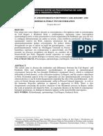 Convergências e Divergências Entre as Psicoterapias de Carl Rogers e Frederick Perls (1)