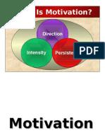 motivaton