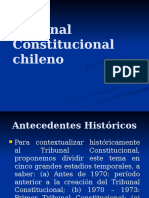 Tribunal Constitucional Chileno