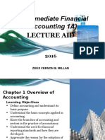 Chapter 1 Overview of Accounting