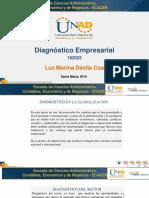 Diagnostico en La Globalizacion