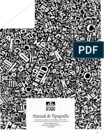 Manual de Tipografia