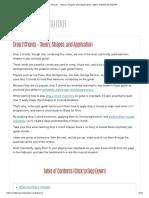 Drop 2 Chords - Theory, Shapes, And Application _ MATT WARNOCK GUITAR