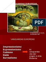 VANGUARDAS EUROPEIAS.ppt