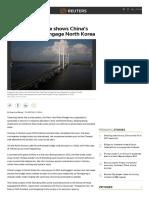 Bridge to Nowhere Shows China's Failed Efforts to Engage North Korea