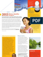 2013 City of Wilmington Water Quality Report
