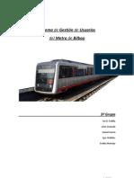 GMB-Gestión de Usuarios del Metro de Bilbao