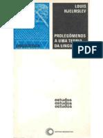 Hjelmslev, Louis - Prolegômenos a Uma Teoria Da Linguagem