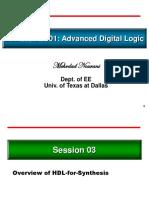 3.HDL Modeling 2