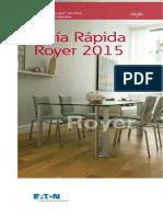 Guia Rapida 2015 Royer