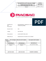 SGC-PET-018 Procedimiento de Soldeo Dentro de Tanque