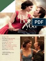 Digital Booklet - Me Before You