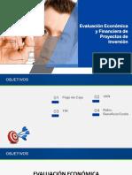 Evaluaciën Economica Financiera de Proyectos -Ral