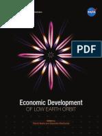 Economic Development of Low Earth Orbit Tagged v2