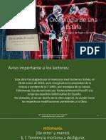 Cronología de Una Estafa - De López de Rojas a La F-UMU