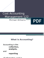 Mng Accounting Week 1