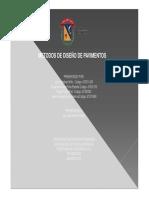 Taller No 2 Metodos de Diseños de Pavimentos [Modo de Compatibilidad] (1)