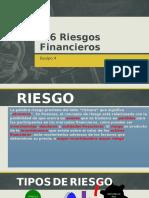 2.6 Riesgos Financieros