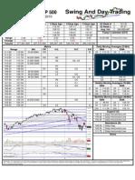 SPY Trading Sheet - Wednesday, June 2, 2010