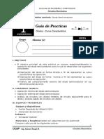 1 - Laboratorio 1 - Diodo Curva Caracteristica