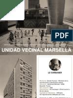 Unidad Habitacional Marsella