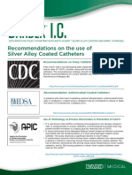 IC CDC CatheterizationRecommendations