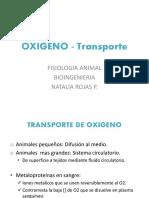 5ta Oxigeno_Respiración Transporte
