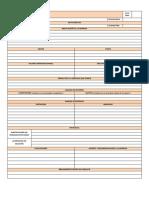 Ficha de Analisis - Gerencia Estrategica