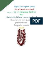 resumen del libro pueblos prehispanicos............docx