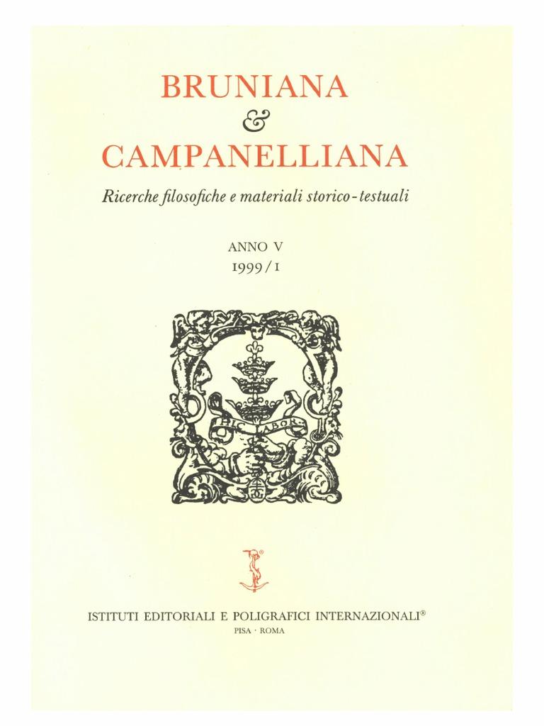 Bruniana   Campanelliana Vol. 5 881c2f50d501