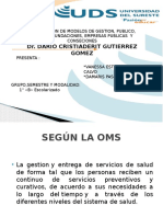 Salud Publica Gestion