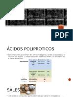 Quimica Analitica Acidos Poliproticos