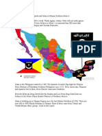 ISIS Islamic State - Al Qaeda and Islam in Mayan Southern Mexico