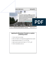 Lect04 Phys172s11 (2.3 2.8,3.4 Momentum Principle Application,Reciprocity)