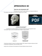 Investigacion Impresoras