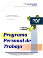 Manual Personal Psicologo
