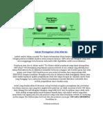 Matrix02 - Terminologi Dalam Masalah Matrix