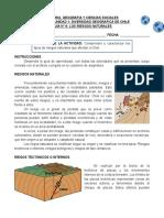 5° BASICO - LOS RIESGOS NATURALES