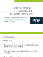 TC3_Droit Du Travail National Et International