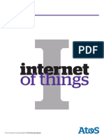Atos White Paper - Internet of Things