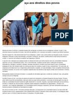 O Brasil e a ameaça aos direitos dos povos indígenas - Anistia Internacional.pdf