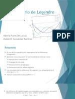 Polinomio de Legendre