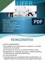 gestion empresarial BENCHMARKING Y REINGENIERIA