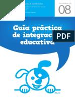 Aanf Cuadernillo 08 Guia Practica de Integracion Educativa