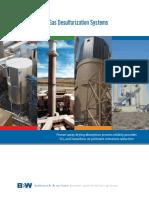 Flue Gas desulphurization