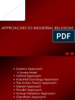 IR - Part-II - Theoretical Framework & International Developments